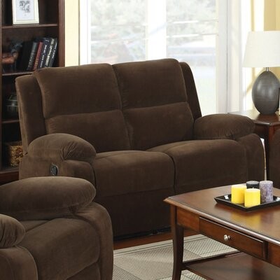 Red Barrel Studio Dearborn Reclining Loveseat