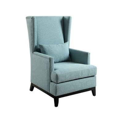 Hokku Designs Amory High Back Arm Chair