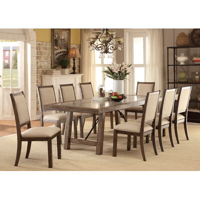 Canora Grey Shelby 9 Piece Dining Set