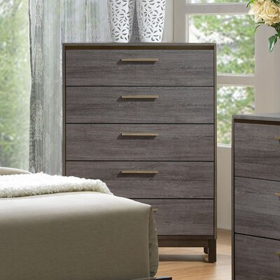 Trent Austin Design Mars 5 Drawer Chest