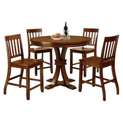hokku designs jared 5 piece dining set reviews