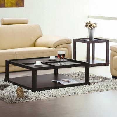 Hokku Designs Coffee Table Set