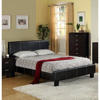 Latitude Run Earnestine Upholstered Platform Bed