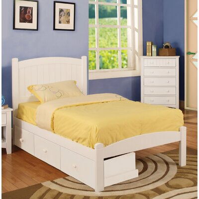 Hokku Designs Caren Panel Bed