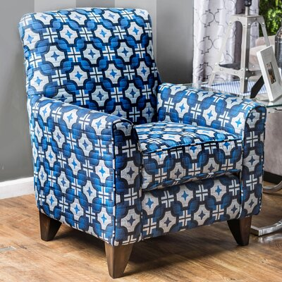 Latitude Run Hobartville Contemporary  Arm Chair