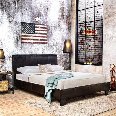 Hokku Designs Windal Upholstered Platform Bed