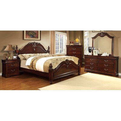Hokku Designs Cherisse Panel Customizable Bedroom Set