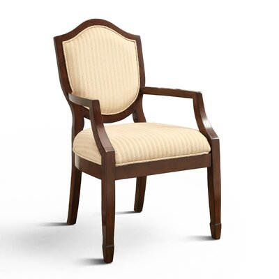 Hokku Designs Bernetta Cotton Arm Chair