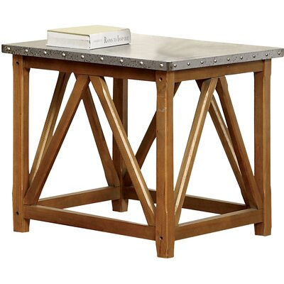 Laurel Foundry Modern Farmhouse Aspremont End Table