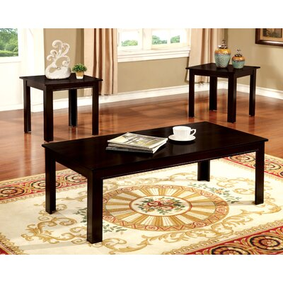 Hokku Designs Kaldi 3 Piece Coffee Table ..