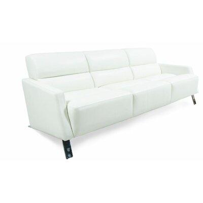 Moroni Scatto Full Top Grain Leather Sofa