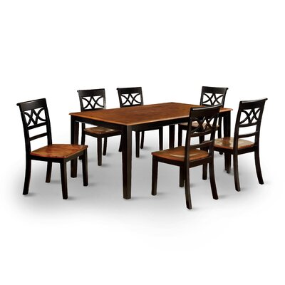 Hokku Designs Exenia 7 Piece Dining Set