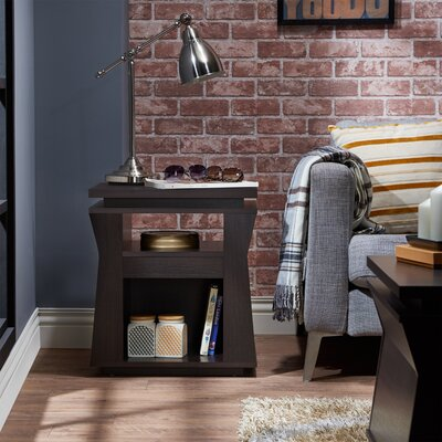 Latitude Run Corvi End Table