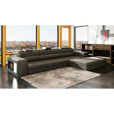 Hokku Designs Ashley Esmarelda Sectional U0026 Reviews | Wayfair