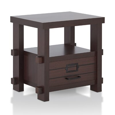 Loon Peak Del Norte End Table