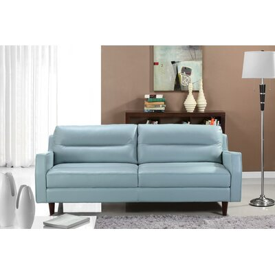 Moroni Isabel Full Leather Sofa