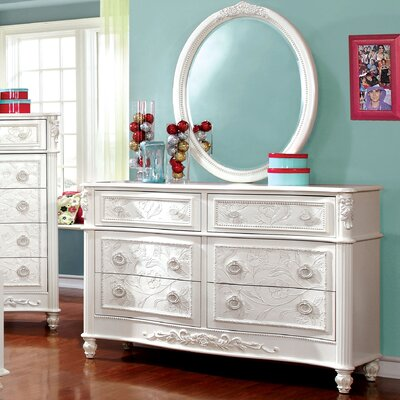 Viv + Rae Dawn Double Dresser and Mirror Set