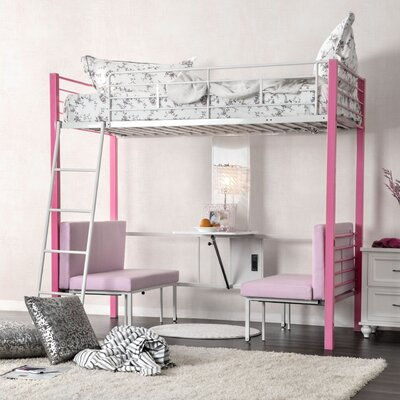Viv + Rae Bunk Bed with Cushions