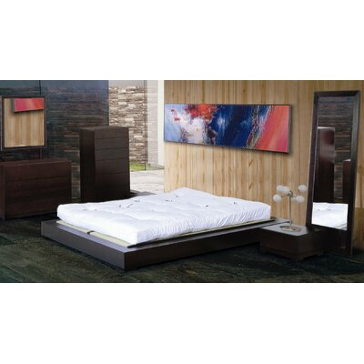 Latitude Run Zen Platform Customizable Bedroom Set