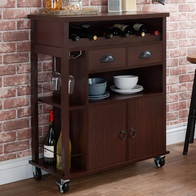 Red Barrel Studio Samuel Serving Cart