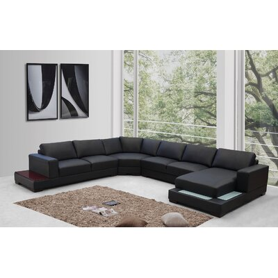 Hokku Designs Enjoy Your Way of Living Sectional