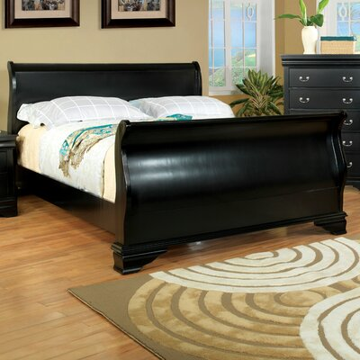 Darby Home Co Dogwood Sleigh Bed