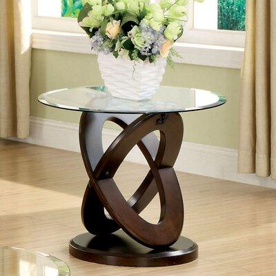 Hokku Designs Alexa End Table