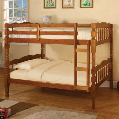 Hokku Designs Baltimore Twin Bunk Bed