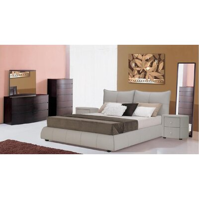 Hokku Designs Platform Customizable Bedroom Set