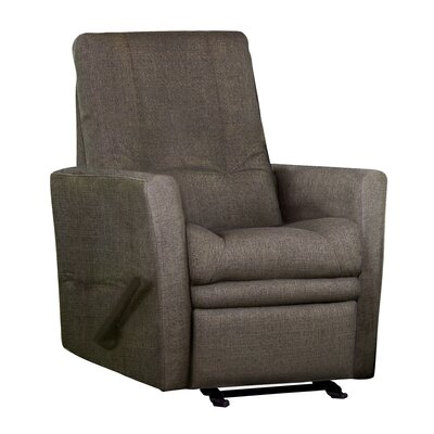 Shermag Lever Actuated Recliner and Glider Arm Chair