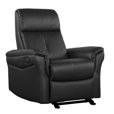Shermag Electric Push Button Recliner