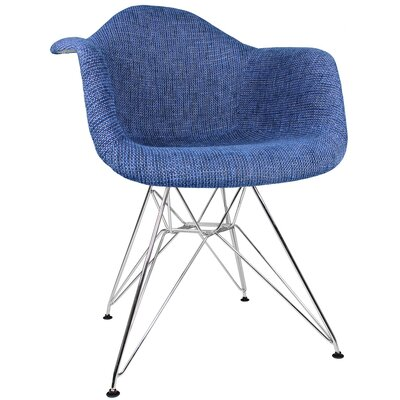 eModern Decor Mid Century Modern Arm Chair
