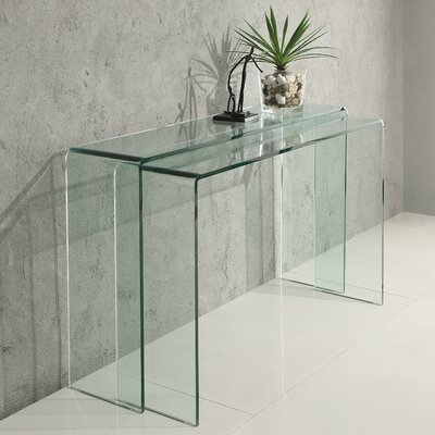 Creative Furniture Vision 2 Piece Console Table ..