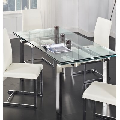 Wade Logan Extendable Dining Table