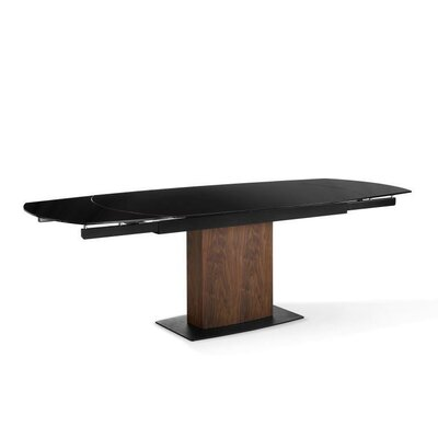 Latitude Run Malinda Extendable Dining Table