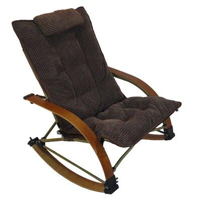 International Caravan Wembley Rocking Chair