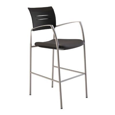 Compel Office Furniture Octiv Stool wi..