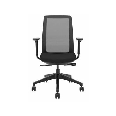 Compel Office Furniture Bravo Mesh Task Chair with Arms