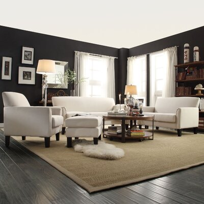 Three Posts Wayne Living Room Set