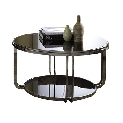 Kingstown Home Bernadette Round Console Table