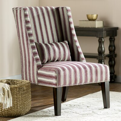 Three Posts Webb Wingback Chair