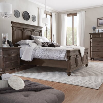Kingstown Home Kyla Panel Customizable Bedroom Set
