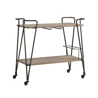 Mercury Row Bongiorno Serving Cart