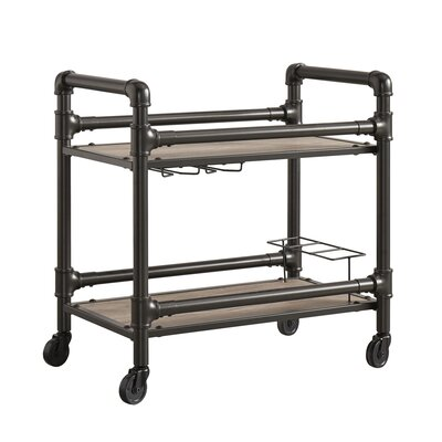 Mercury Row Bonifay Serving Cart