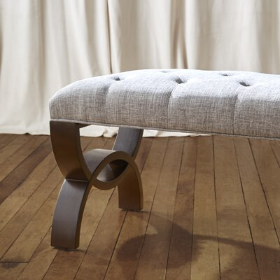 Three Posts Yale Bentwood Bench