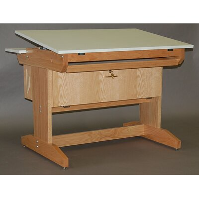 SMI Products PD Series Computer Desk with..