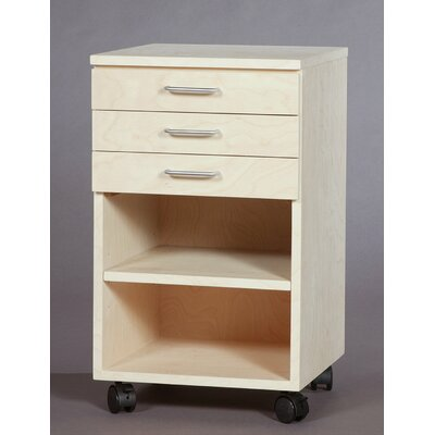 SMI Products Vanguard 3 Drawer Vertical File