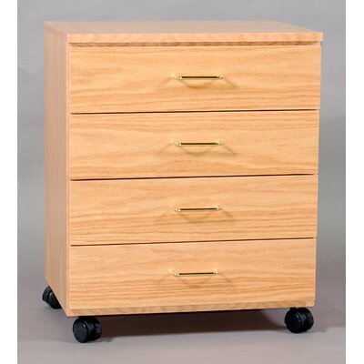 SMI Products Vanguard 4 Drawer Lateral File