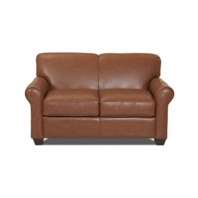 Wayfair Custom Upholstery Jennifer Leather L..