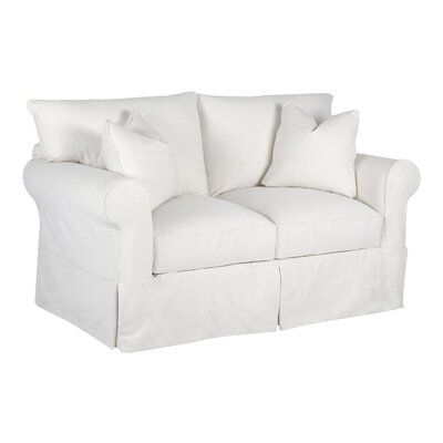 Wayfair Custom Upholstery Felicity Loveseat